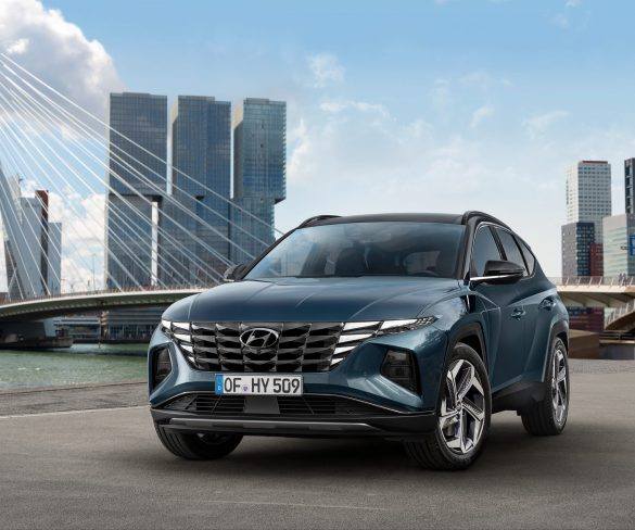 New Hyundai Tucson brings standout design and electrified line-up