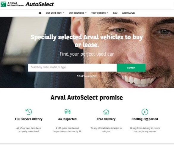 Arval to target consumers direct with ex-lease stock
