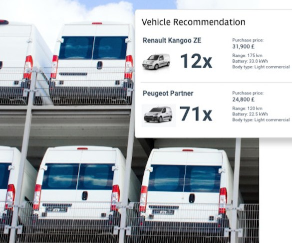 New AI tool shows fleets where to switch to EVs