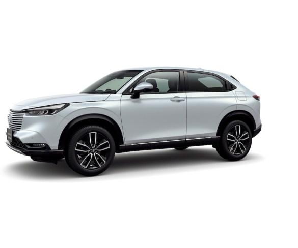 Honda's new hybrid-only HR-V crossover revealed