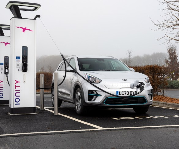 New KiaCharge service takes one-stop shop approach to EV charging
