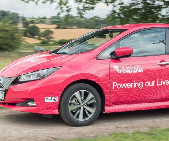 Advanced Driver Training proves popular with Northern Powergrid fleet drivers