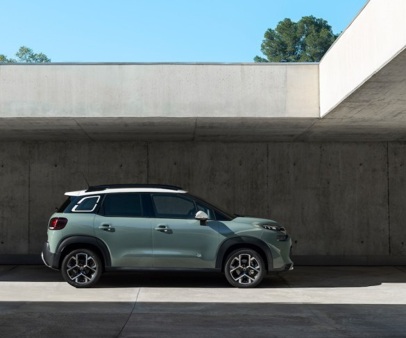 Pricing and specifications for updated Citroën C3 Aircross