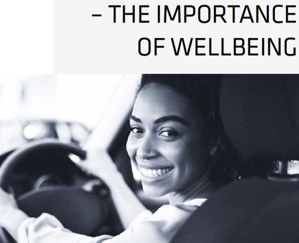 Covid impact on driving for work and employee wellbeing explored in new white paper