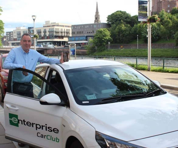 Mobility-as-a-Service project debuts in Scottish Highlands and Islands