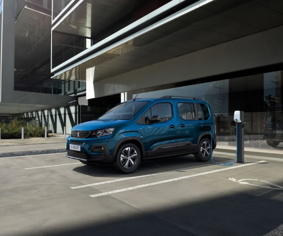 Peugeot reveals prices for e-Rifter electric MPV