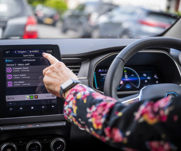 New Zap-Map subscription service includes Apple CarPlay in-car support