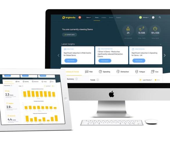 DriveTech and Brightmile partner on full-service fleet risk management solution