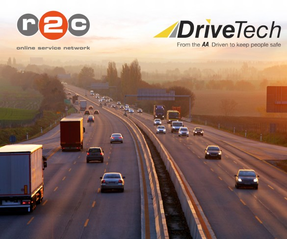 DriveTech and r2c tie up on driver training, risk and fleet management