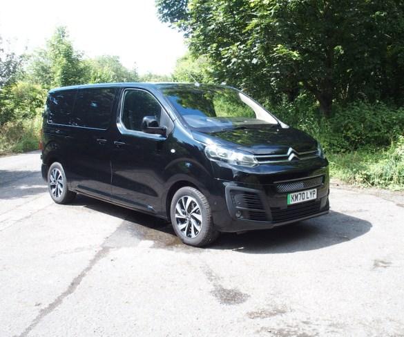 Fleet World Fleet: Citroën ë-Dispatch electric van