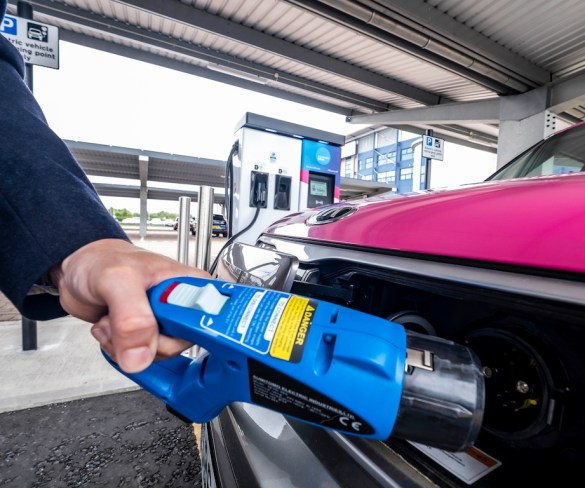 Plans to introduce fees for Scotland's EV charging network