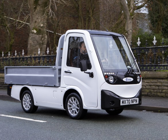 ePower Trucks launches new last-mile all-electric delivery vehicles