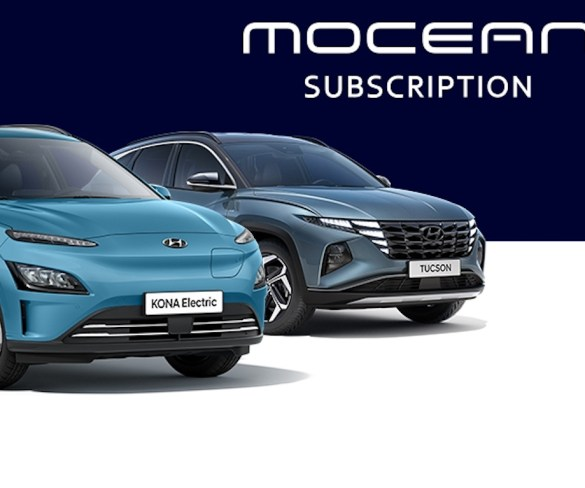 New Hyundai subscription service launches for electrified models only
