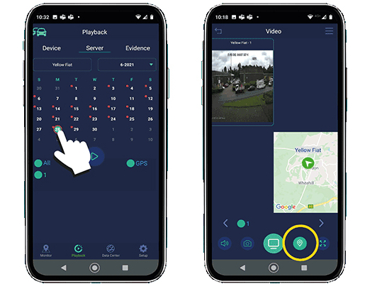 EchoMaster Connected app to help fleet managers monitor operations on the go