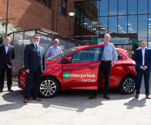 Enterprise Car Club launches for businesses and drivers in Newbury