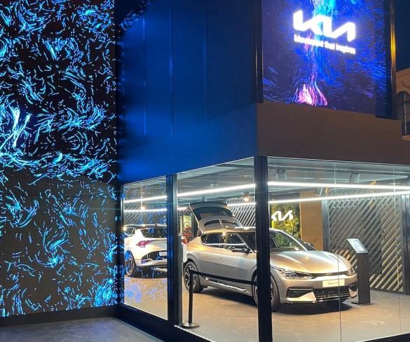 Kia EV6 and Sportage PHEV debut at Munich