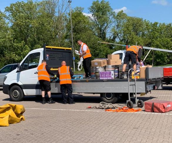 Construction firms 'hugely vulnerable on van safety', National Highways warns