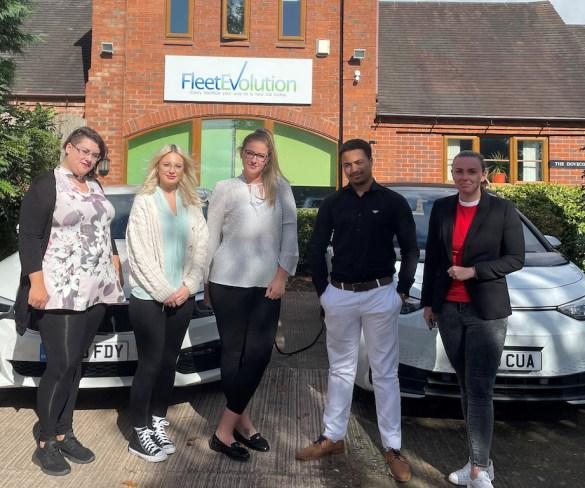 Fleet Evolution expands team after major upsurge in EV enquiries