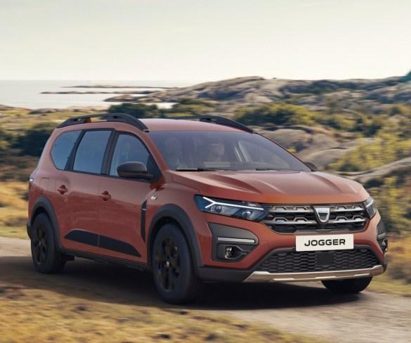 New Dacia Jogger seven-seat MPV unveiled