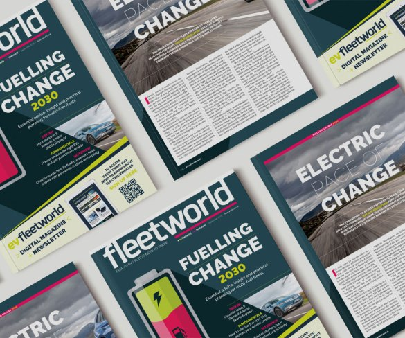 Essential advice on switching to EVs in new issue of Fleet World