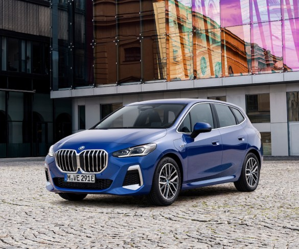 New BMW 2 Series Active Tourer revealed with plug-in hybrid tech