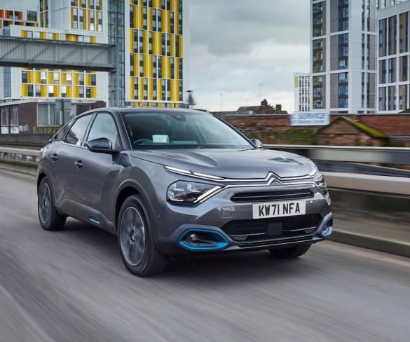 Citroën enhances spec and real-world range on ë-C4 Electric