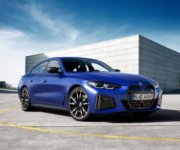 Spotlight: BMW i4