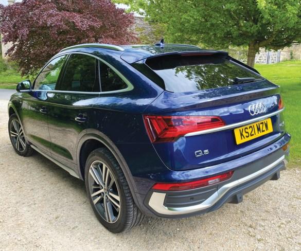 Road Test: Audi Q5 Sportback