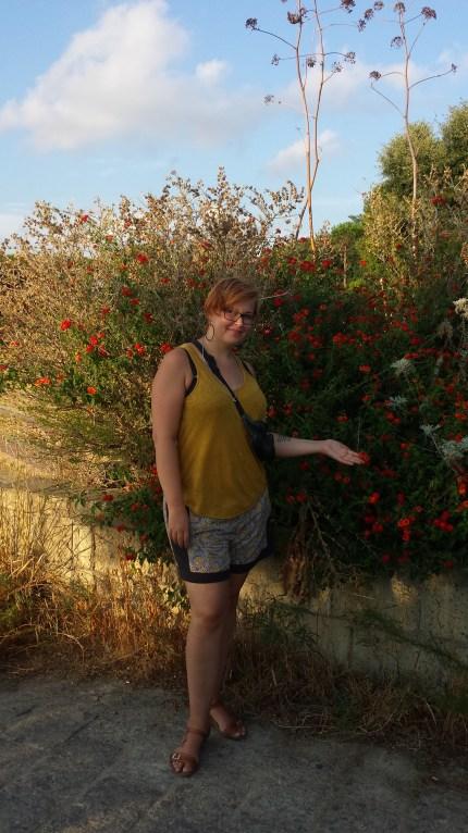 Parco Virgiliano flowers