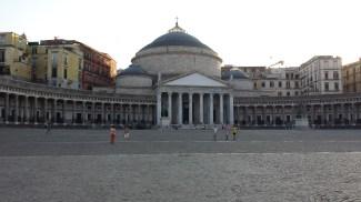 piazza dell plebiscito-napoli
