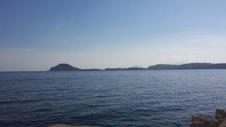 View of Campi Flegrei