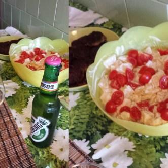 danish food and beer