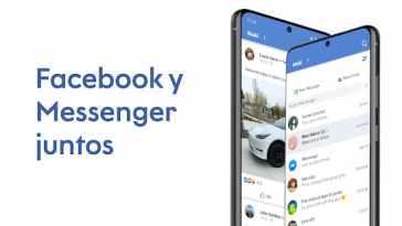 Maki: facebook y messenger