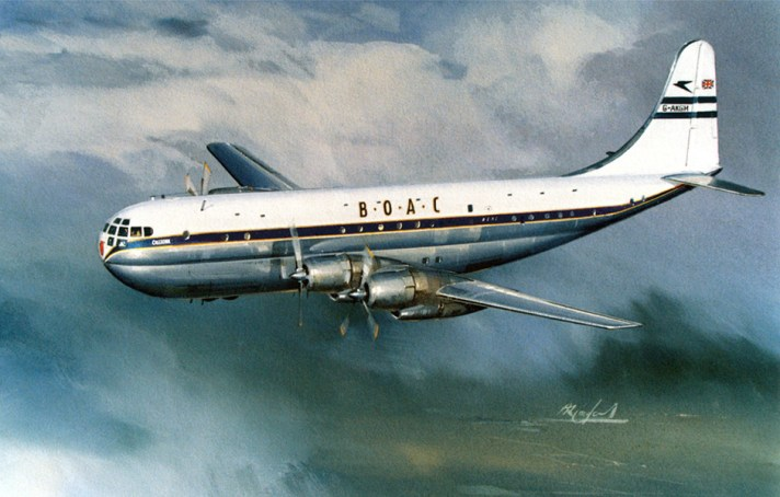 Boeing Stratocruiser.series one