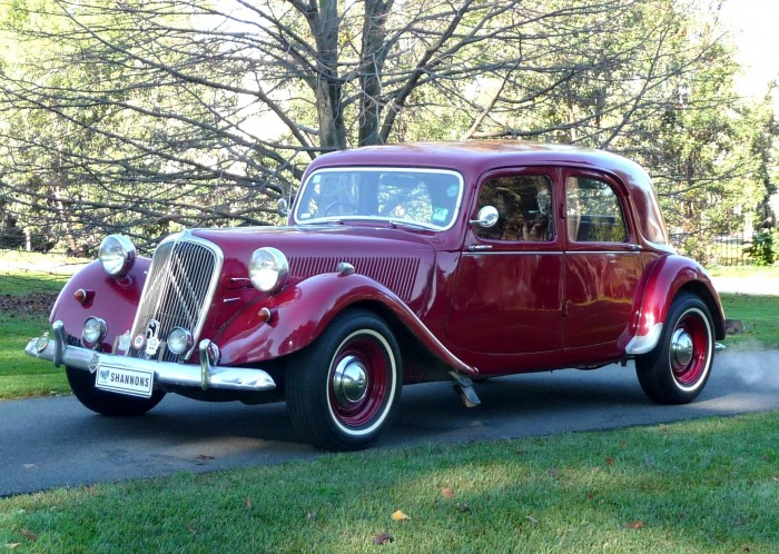 1950 Citroën Big 6 Saloon