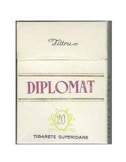Diplomate-cigarettes