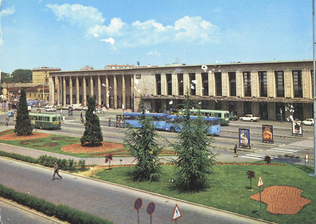 La stazione di Padova (Padua)