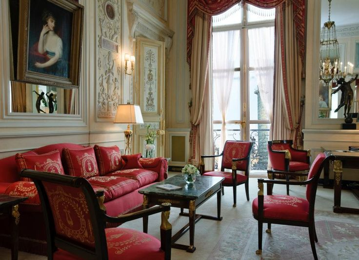 H 244 Tel Ritz Paris Fleming S Bond