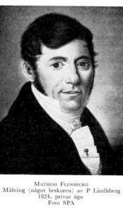 Mathias Flensburg f 1779