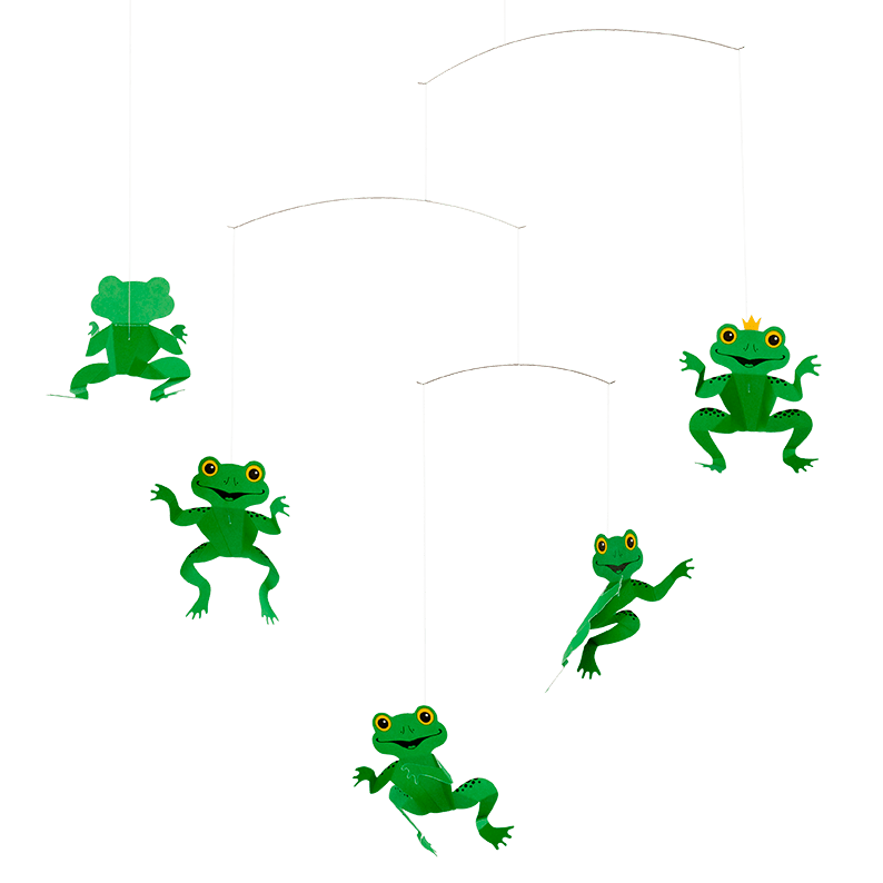 The Happy Frogs