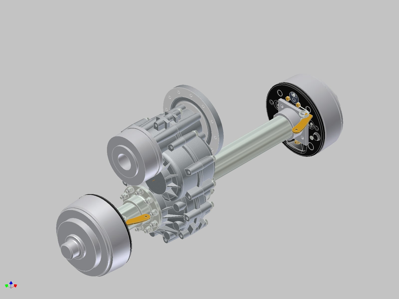 Industrial Motors Pm Series Ac