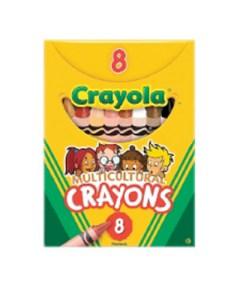 Crayola: Multicultural Crayons
