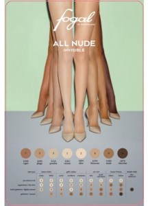 Fogal 'All Nude'