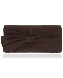 Nina Alis Clutch (Brown Contessa)