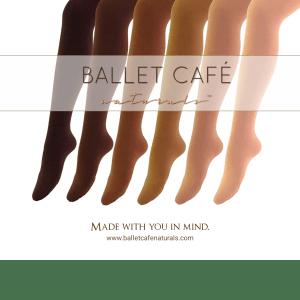 Ballet Cafe Naturals