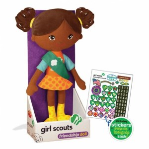 Girl Scout Friendship Doll