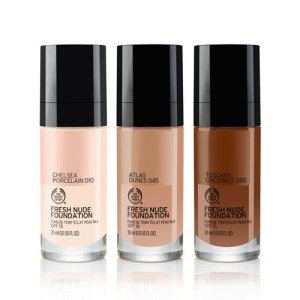 Body Shop 'Fresh Nude' Foundation