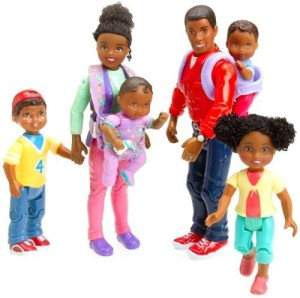 Fisher-Price Loving Family Figurines