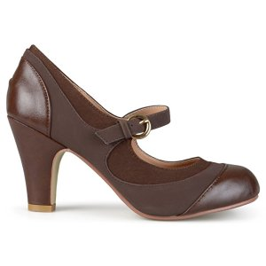 Brinley Co. Mary Jane Pumps