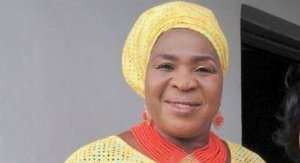 Why I always act as Odunlade Adekola's mother in movies – Madam Saje